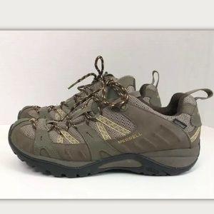 Merrell Siren Sport Waterproof Hiking Shoes Sz 8